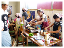 ブルドック料理教室
